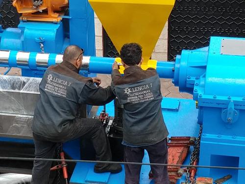 reparación y fabricación de maquinaria