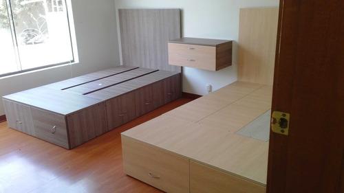 reparacion y fabricacion de muebles de melamina / armados