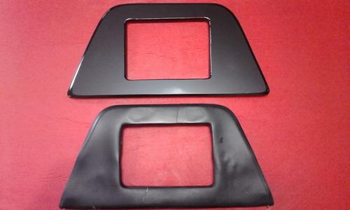 reparacion y fabricacion piezas plasticas de autos.