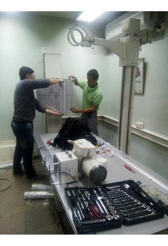 reparación y mantención  de equipos médicos en general