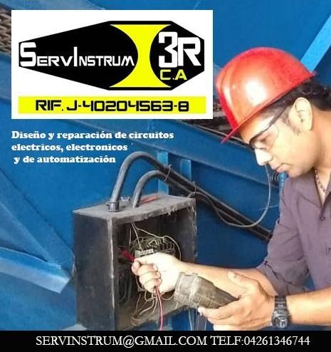 reparación y mantenim. de equipos eléctricos y electronicos