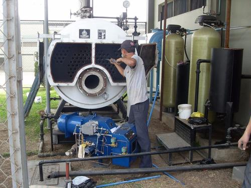 reparacion y mantenimiento calderos
