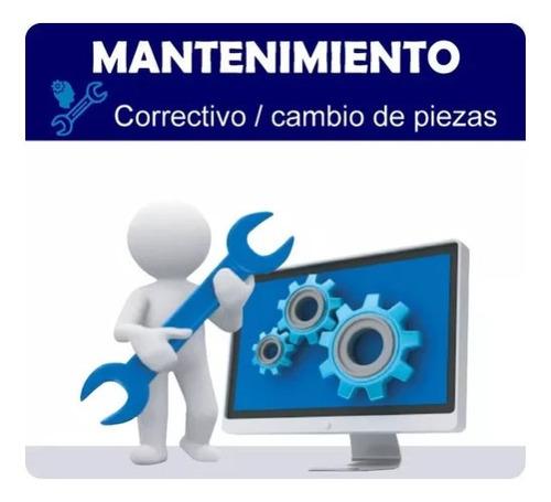 reparación y mantenimiento computadores pc y portátiles