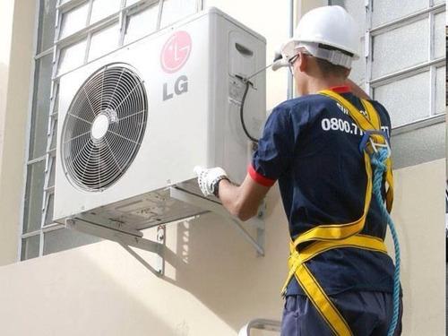 reparación y mantenimiento de aires acondicionados