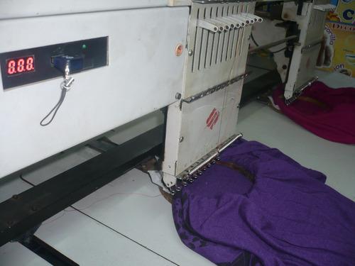 reparacion y mantenimiento de bordadoras melco