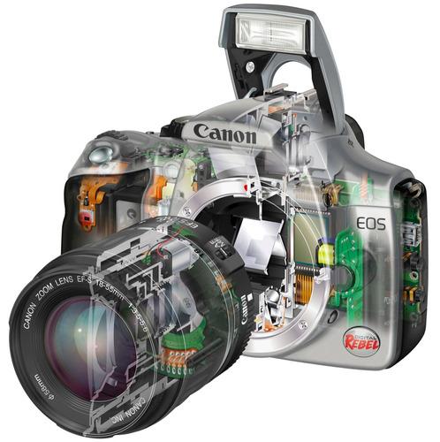 reparacion y mantenimiento de cámaras, lentes - desde 1969