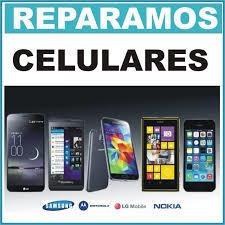 reparacion y mantenimiento de celulares