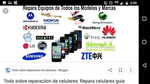 reparacion y mantenimiento de celulares tablets lap top