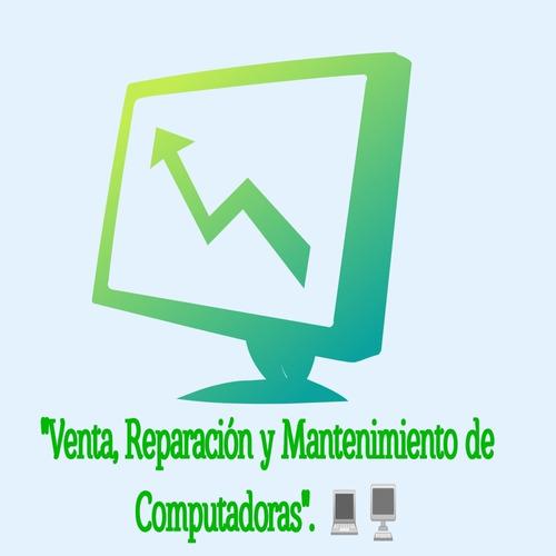 reparación y mantenimiento de computadoras!!