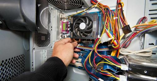 reparacion y mantenimiento de computadoras cam. de seguridad