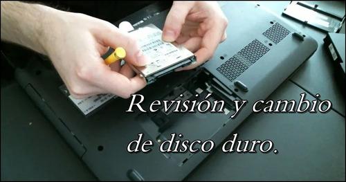 reparación y mantenimiento de computadores