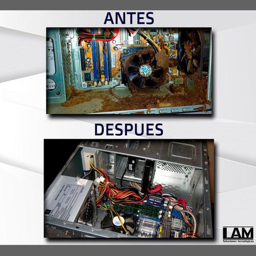 reparación y mantenimiento de computadores cali