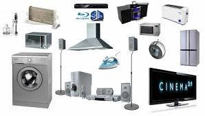 reparación y mantenimiento de electrodomesticos