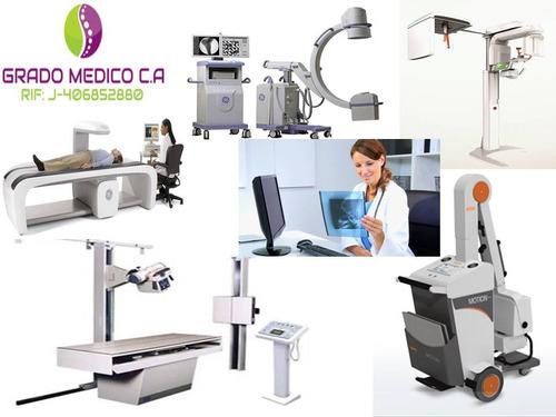 reparación y mantenimiento de equipos de rayos x tomografo