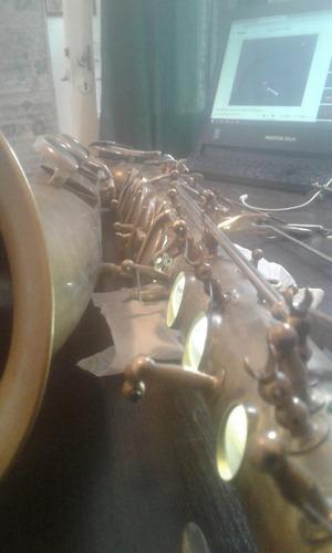 reparación y mantenimiento de instrumentos de viento