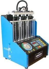 reparación y mantenimiento de maquinas de limpiar inyectores