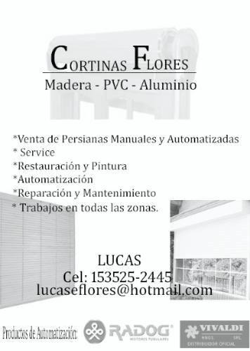 reparacion y mantenimiento de persianas/cortinas