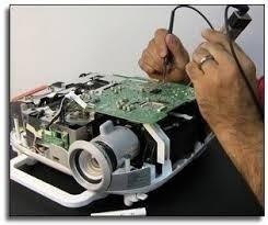 reparacion y mantenimiento de proyectores de toda marca