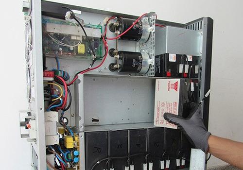 reparación y mantenimiento de ups en departamento central