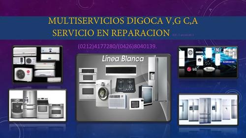reparacion y mantenimiento multiservicios digoca