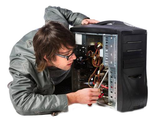 reparación y mantenimiento preventivo de pc