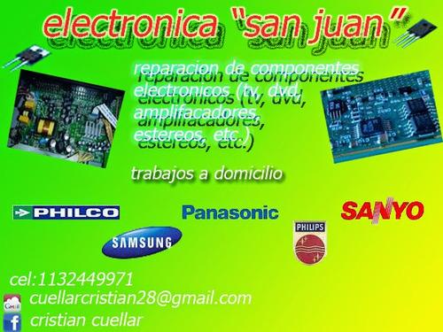 reparacion y mantenimientos de electrodomésticos