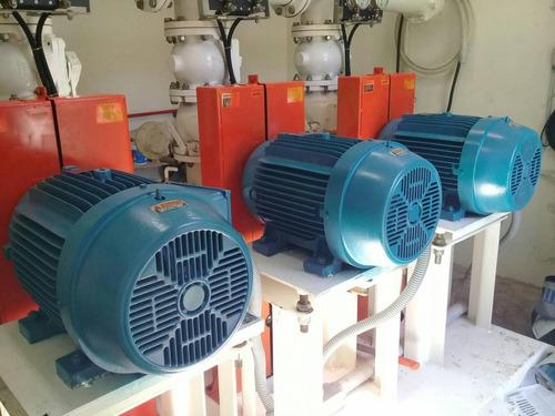 reparacion y mantto de todo tipo de motores electricos
