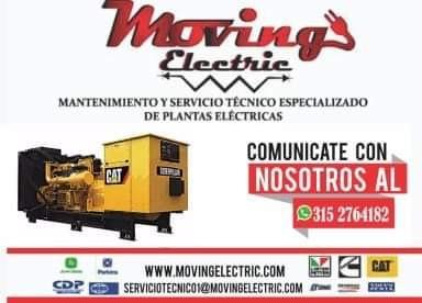 reparacion y montaje de plantas electricas