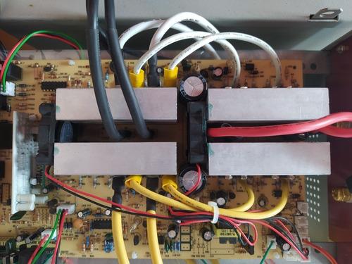 reparación y mtto. de equipos y tarjetas electrónicas