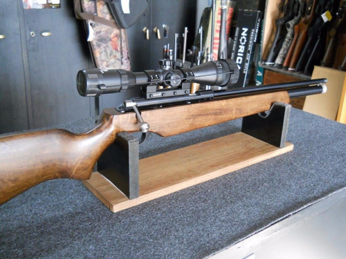 reparacion y potenciacion de rifles de aire comprimido
