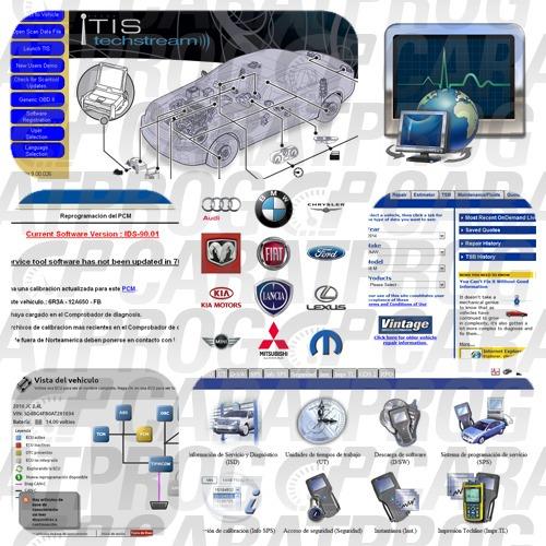 reparacion y programacion de computadoras automotrices