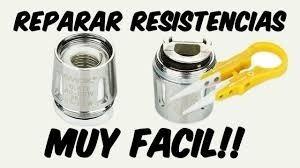 reparacion y reactivacion de vapers, resistencias, rba, rta