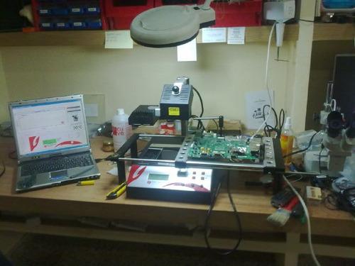 reparacion y reballing hp dv4,g42,cq42, lenovo g460,g470