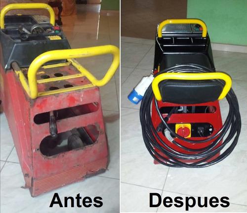reparación y reconstrucción de maquinas balanceadoras