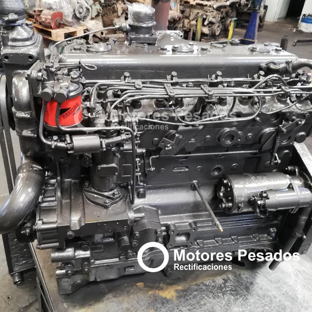 Orden de encendido motor perkins 6 cilindros