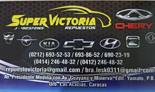 reparación y repuestos para tu vehículo chery chevrolet kia