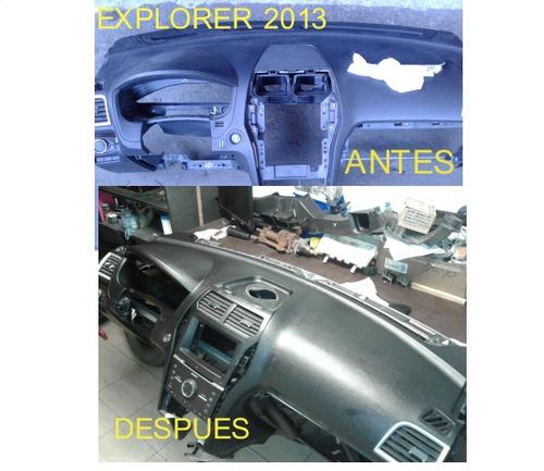 reparacion y restauraciòn de tableros y tapas  air bag