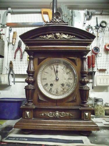 reparación y restauración de relojes antiguos