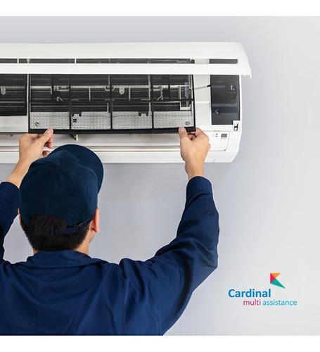 reparación y service de aire acondicionado - caba y gba