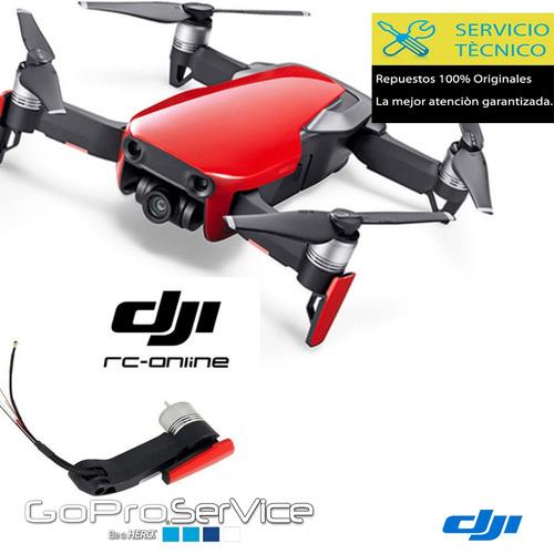 reparación y service drone dji  mavic pro, air