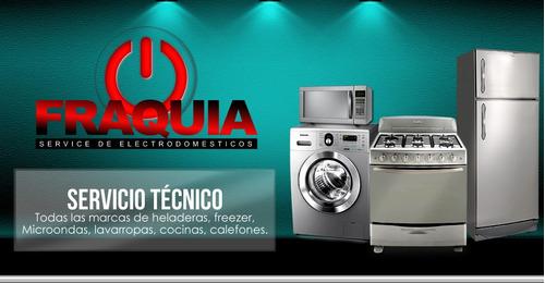 reparacion y service heladeras lavarropas cocinas calefones