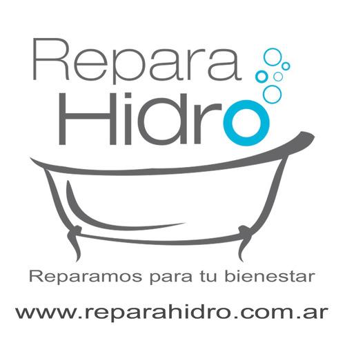 reparación y service hidromasajes, bañeras, saunas, mamparas