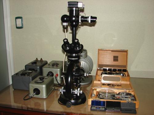 reparación y servicio de microscopios y lupas