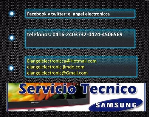 reparacion y servicio de tv el angel electronic c.a.