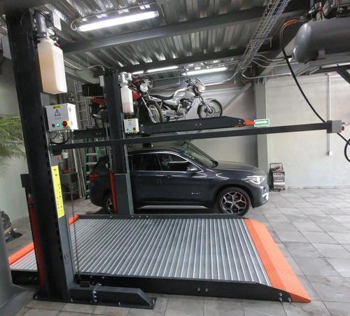 reparación y servicio para rampas elevadores para auto