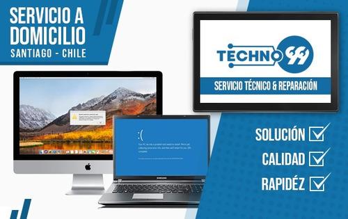 reparación y servicio técnico a domicilio imac mac pc laptop