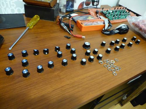 reparación y servicio técnico de sintetizadores moog.