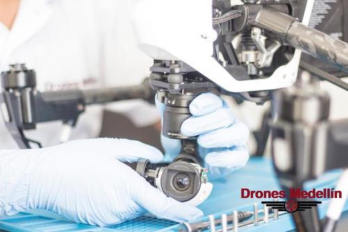 reparación y servicio técnico drones dji