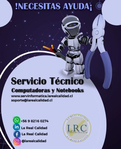 reparación y servicio técnico informático