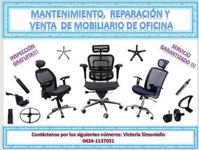 Reparación Y Tapizado De Sillas De Oficina Y Mobiliarios